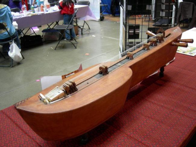 vambi string instrument African music