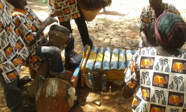 xylophone instrument African Music