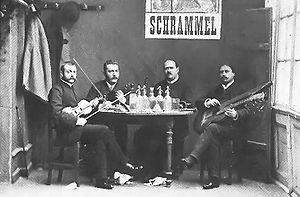 Schrammelmusick Quartett