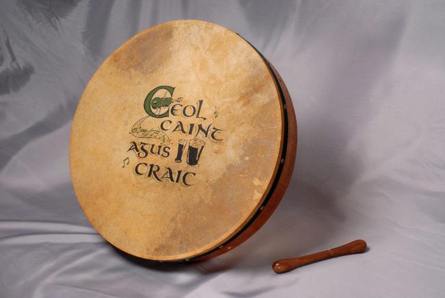 Bodran instrument