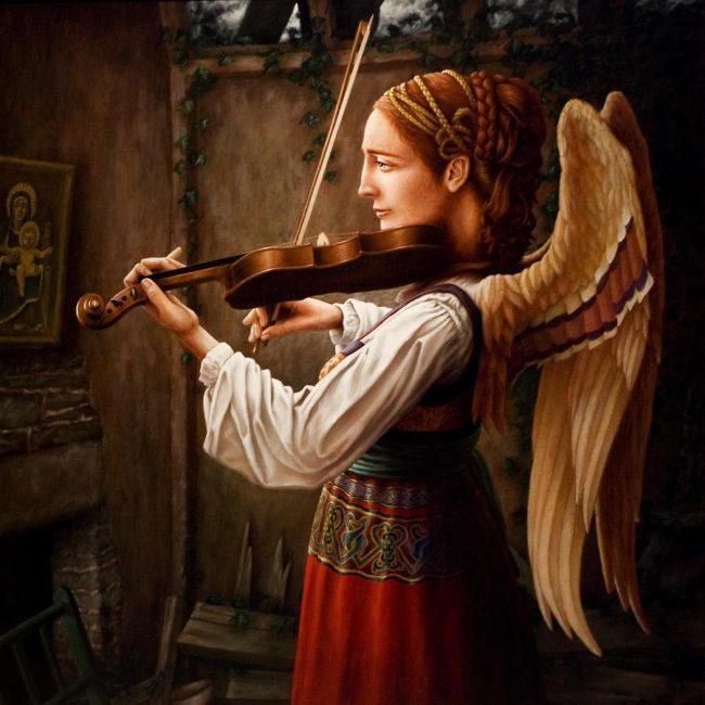 caoineadh angel mark zelmer