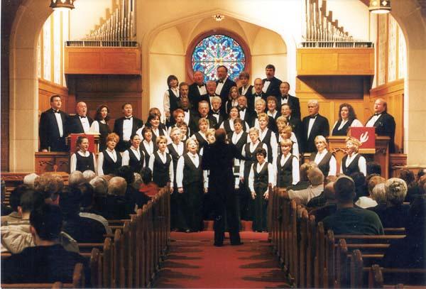 Motet singers