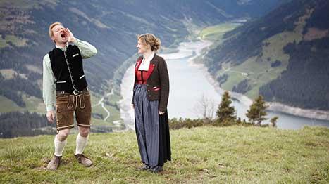 Yodeling in Austria