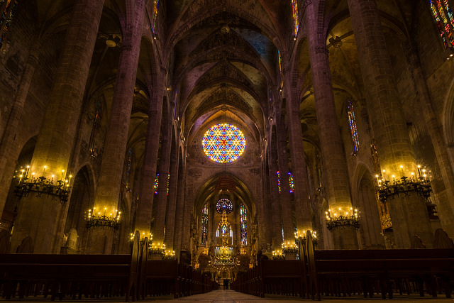 spain palma cathedral