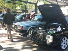 Volvo Davis Meet