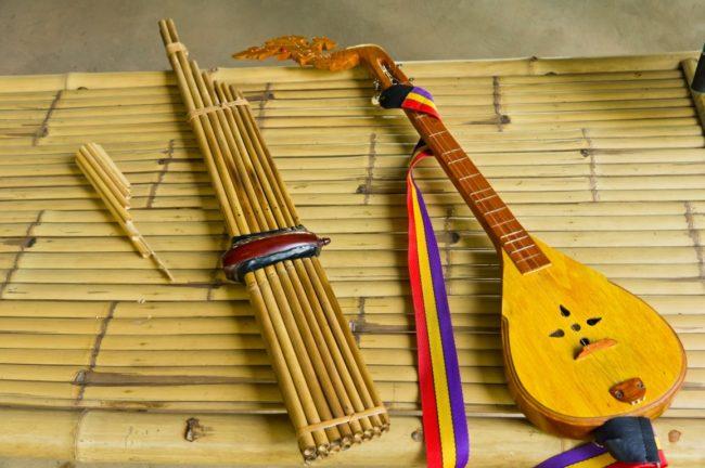 folk instrument thailand