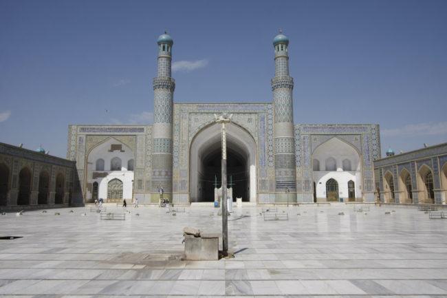 mosque of herat