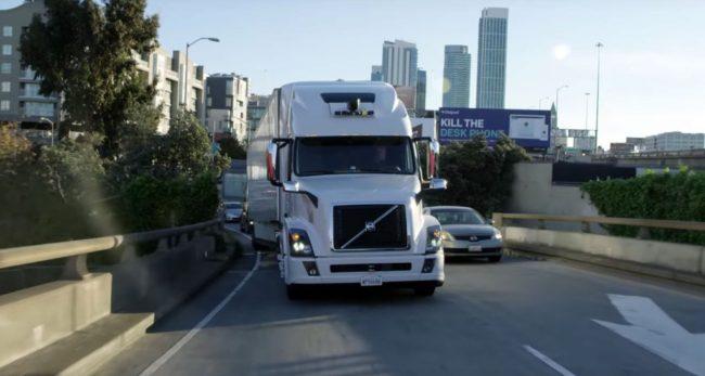 uber truck