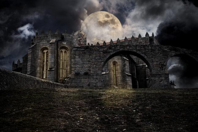 medieval halloween