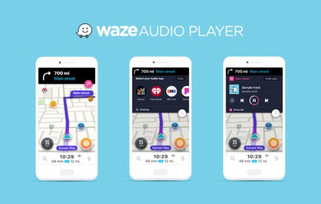 Waze adds
