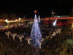 palestinian christmas
