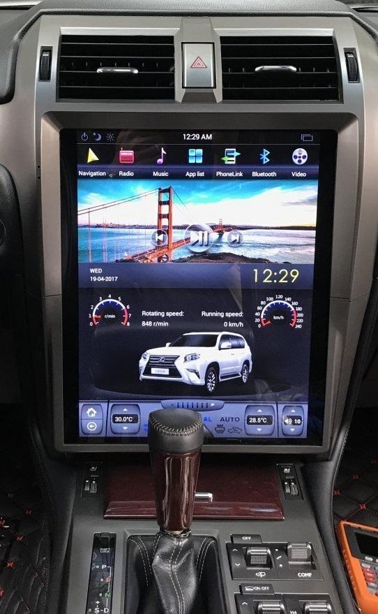 Tesla Style radio
