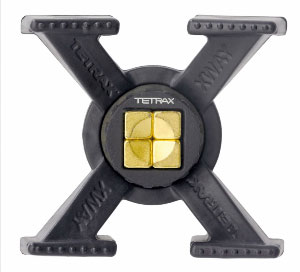 Tetrax XWAY Smartphone Galaxy iPhone Mounting