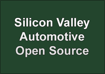 Silicon Valley Automotive Opensource