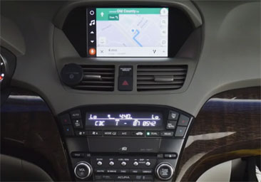 VLine CarPlay Android Auto Infotainment System Navigation Upgrade for