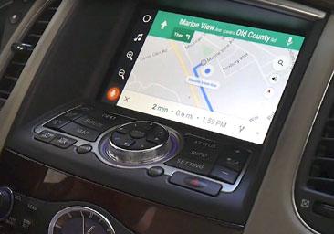 Select Nissan Infiniti 2010-2017 GROM VLine VL2 Infotainment