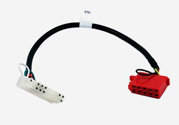 Mercedes Benz 94-98 Bluetooth Hands Free Car Adapter Kit