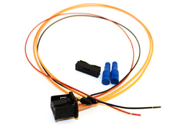 POF Fiber Optic cable assembly for M O S T  GROM car kits