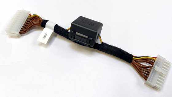 20-pin molex noise cancelling harness for GROM for