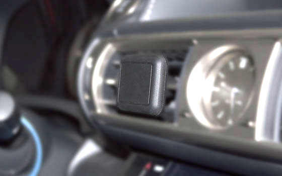 Magnetic Cell Phone Holder for in-car use vent