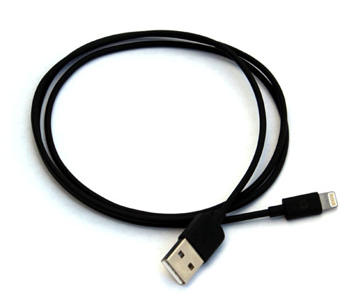 USB to Lightning cable for Charge and Sync