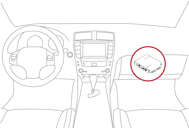 GROM Audio VLine Infotainment System Technology